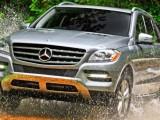 Тест-драйв нового Mercedes ML 350 (W166) 2012: видео