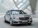 Представлен новый Mercedes S-Class (W222) 2014