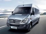 Mercedes Sprinter в новой комплектации «Турист»