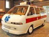 Новый микроавтобус РАФ