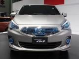 Седан Mitsubishi G4 Concept 2013 (фото, видео)