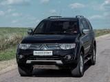 Рестайлинговый Mitsubishi Pajero Sport 2014 российской сборки