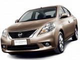Седан Nissan Almera 2012 в России