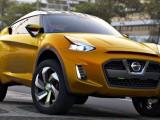 Концепт Nissan Extrem 2012: фото, характеристики