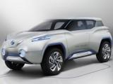 Концепт Nissan TeRRA 2012: фото, видео