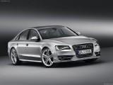 Новая Audi S8 2012 (видео)