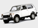 Новая Нива Lada 4×4 с АБС за 321 200 рублей