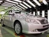 Toyota Camry 2012 российского производства