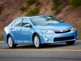 Новая гибридная Тойота Камри 2012 года