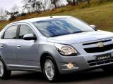 Новый седан Chevrolet Cobalt 2013 в России