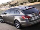 Новый универсал Chevrolet Cruze 2012