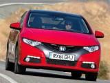 Honda Civic 5D 2012 в России: цены, фото, характеристики
