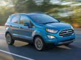 Новый Форд ЭкоСпорт 2018–2019 в России (цена, фото, видео)