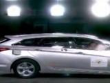 Краш-тест Hyundai i40 2012 (видео и фото)