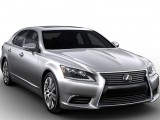 Lexus LS 2013: цена, фото, характеристики