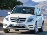 Цены на новый Mercedes GLK-Class 2013 в России