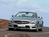 Российские цены на Mercedes SL-Class 2013 года