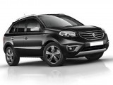 Рено Колеос Bose Edition 2012: фото и характеристики