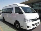 Новый Toyota Hiace 2012 с дизельным двигателем: цена, фото