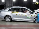 Видео краш-теста нового Volkswagen Jetta 2012