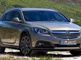Универсал Opel Insignia Country Tourer 2014 года