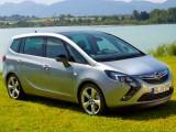 Opel Zafira Tourer 2012: тест-драйв (видео)