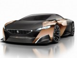 Концепт Peugeot Onyx: фото, характеристики, видео