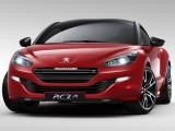 Новое «заряженное» купе Peugeot RCZ R 2014