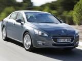 Peugeot 508 2012: тест-драйв, видео, обзор