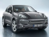 «Платиновый» Porsche Cayenne Platinum Edition 2013 в России