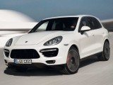 Porsche Cayenne Turbo S 2013: цена, фото, характеристики, видео