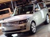 Первые фото нового Range Rover 2013 года