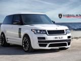 Range Rover Highland GTC от Merdad (фото)