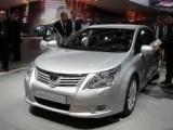 Расход топлива Тойота Авенсис