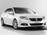 Седан Renault Latitude 2014 модельного года