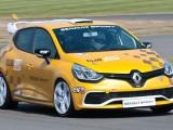 Гоночный Renault Clio Cup 2014