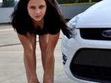 Русские девушки и авто (фото и видео)