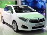 Brilliance H230 – китайский аналог Ford Focus