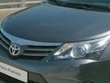 Видео о седане Toyota Avensis 2012