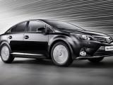 Цены на Toyota Avensis 2012 в России