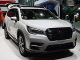 Новый кроссовер Subaru Ascent 2018 — 2019 (фото, цена, видео)