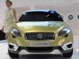 Концепт Suzuki S-Cross 2012: фото, видео