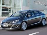 Цены на Opel Astra 2013 в России
