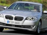 Тест-драйв нового BMW 5-Series 2012 года (видео)