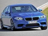 Тест-драйв нового BMW M5 2012 (видео)