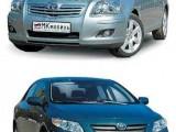 Toyota Avensis и Corolla отзывают в России