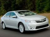 Toyota Camry японской сборки в России больше не будет