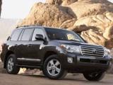 Тест-драйв Toyota Land Cruiser 200 рестайлинг 2012 (видео)