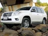 Toyota Land Cruiser Prado 2012 российской сборки – уже скоро