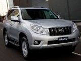 Сборка Toyota Land Cruiser Prado в России начнется в начале 2013 года